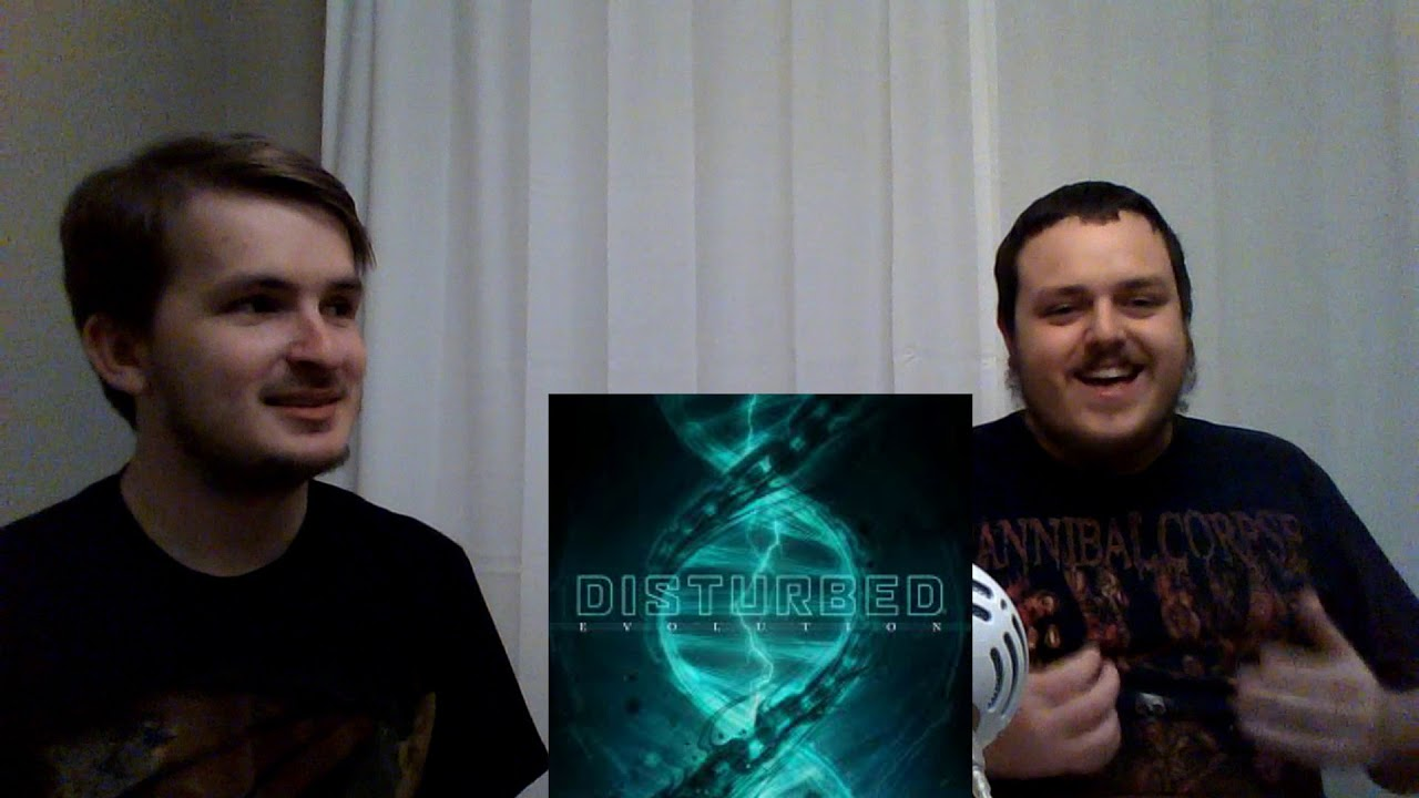 Disturbed - Evolution Album Review - Plugged On Reviews