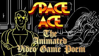 Space Ace: An Animated Video Game Poem