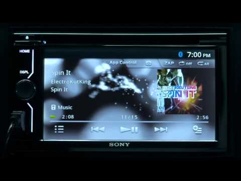 MirrorLink to Control Your Smart Phone with Sony Car Audio (USA)