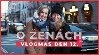 VLOGMAS Den 12. | Setkání se ženou českého velvyslance v Londýně!