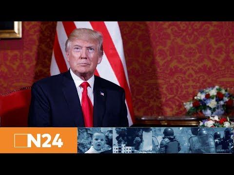 N24 Nachrichten - Scharfe Kritik an Russland: So will Donald Trump die Welt neu ordnen