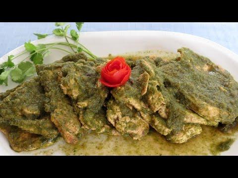Boneless Chicken Breast Recipe (Cilantro Lemon) -- The Frugal Chef