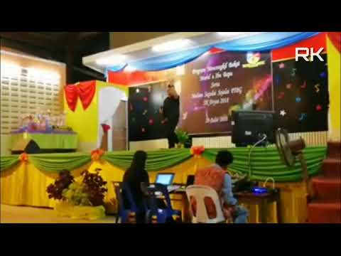[LIVE] Raja No 2 - Rickie Andrewson (Cover Mark Benet) 2018 #laguiban