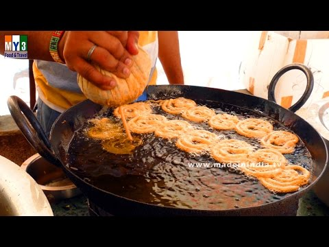 Sweet Jelebi | TRADITIONALS SWEET | INDIA SWEET SHOP | FAMOUS INDIAN STREET FOOD