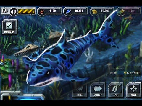 Jurassic Park Builder: Megalodon Evolution [Part V]