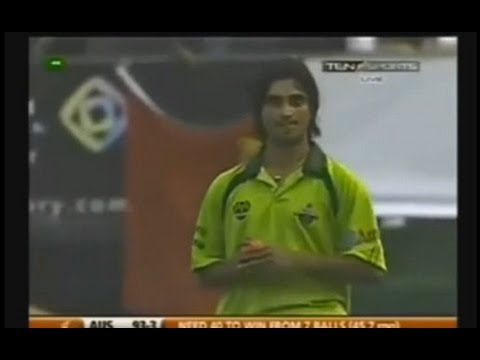 48 Runs in one over by Imran Nazir, Last over of the innings in Hong Kong Sixes against Australia