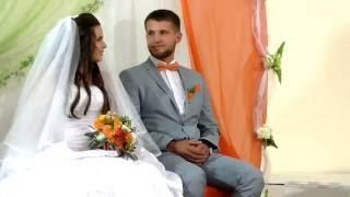 Венчание Кащеевых  Михаила и Татьяны   14.08.2016