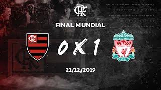 Flamengo x Liverpool Ao Vivo - Final Mundial de Clubes