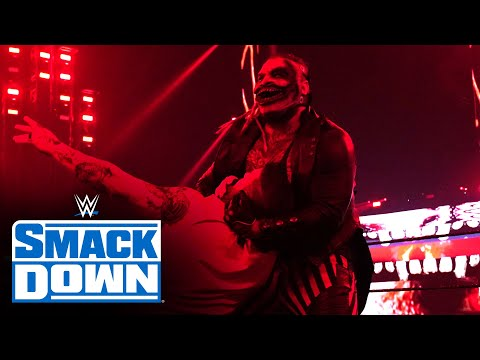 """The Fiend crashes """"The KO Show"""" and takes out Kevin Owens: SmackDown, Oct. 2, 2020"""