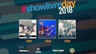 #ShowlivreDay: Zionautas, Expira em Segundos e Rotten Garden