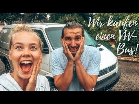 WIR KAUFEN EINEN VAN! - VW T4 Camper-Selbstausbau Teil 1