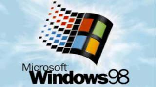 Microsoft Windows 98 Shutdown Sound