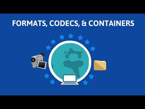 Video Formats, Codecs And Containers (Explained)