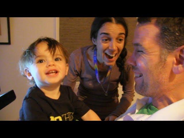 ALSを発症したスティーヴ・グリーソンと家族のドキュメンタリー!映画『ギフト 僕がきみに残せるもの』予告編