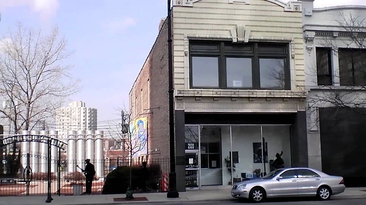 Chess Records 2120 South Michigan Avenue Youtube