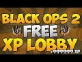 (PS3) BO2 FREE TO JOIN XP/CAMO/UNLOCK ALL LOBBY ***SUBSCRIBE TO JOIN***
