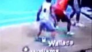 NBA 2K8 charlotte bobcats ARE GAY