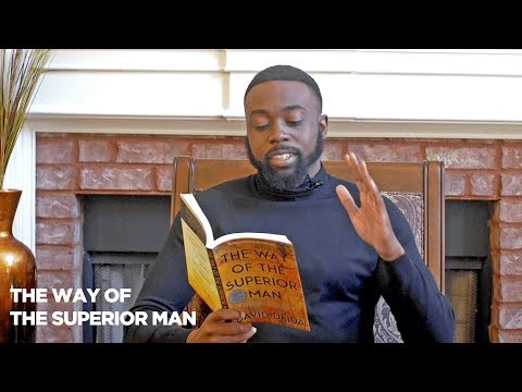 The Way Of The Superior Man: Book Of The Month