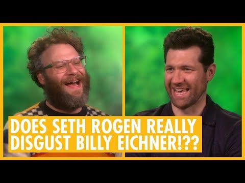 Seth Rogen & Billy Eichner Gave Advice To Beyoncé - The Lion King Interview