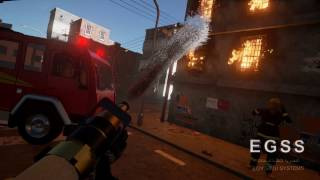 Firefighting Simulation Trailer