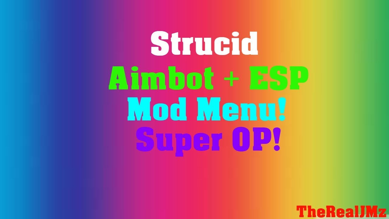 Strucid OP GUI Kill all, Aimbot No Spread & More! 🔥(ROBLOX ...