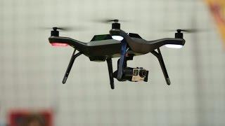 NAB 2015: 3D Robotics Solo Quadcopter