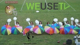 "Cheer4u - Etruschi Cheerleaders (""Stalling"")"
