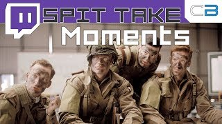 [WWII] Spit Take Moments