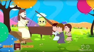Jesus In The Morning - Bible Songs For Children