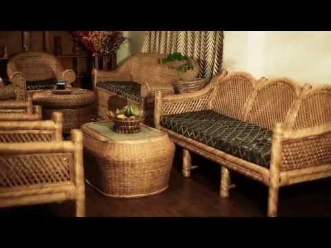 UNT Bamboo & Cane Furniture Show Room