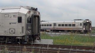 Railfanning NJ Transit