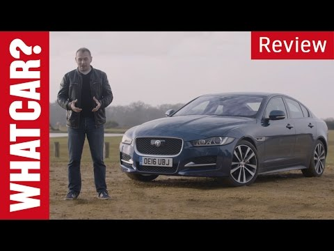 2017 Jaguar XE review | What Car?