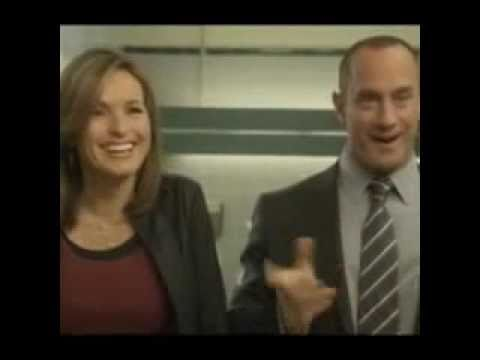 Law & Order SVU bloopers
