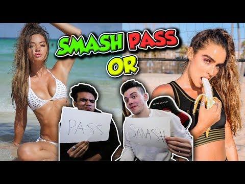 SMASH OR PASS Challenge: Female YouTubers!!
