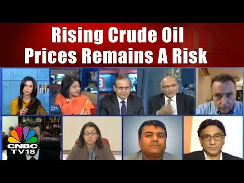 Economic Survey 2018 | Rising Crude Oil Prices Remains A Risk | CNBC TV18