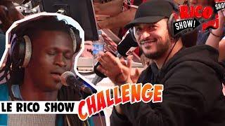 Slimane invite Ly Diop au Zenith - Le Rico Show sur NRJ