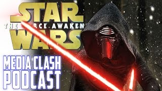 STAR WARS! No spoilers here!! - Ep 5 - Media Clash Podcast