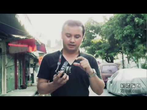 Panasonic Lumix GF1 : On street review