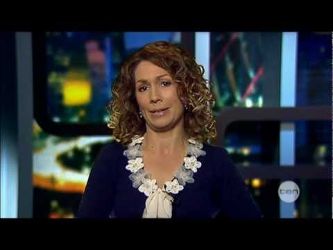 Kitty Flanagan on tortoise divorce - The Project