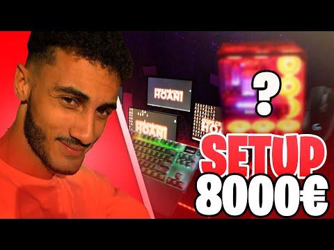 LE SET UP GAMER DE MES REVES  (8000 €)