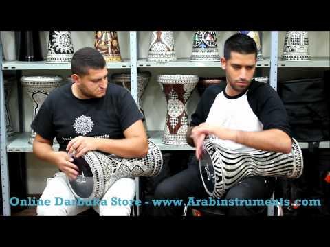 Solo Sombaty - Online Darbuka Shop - Arabic Music