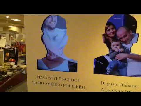 ITALIA WEEK TOKYO FOLLIERO PIZZA STYLE SCHOOL UPTER