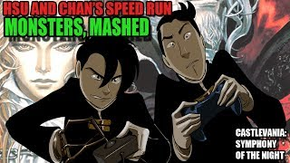 Castlevania: Monsters, Mashed: Hsu and Chan's Speed Run