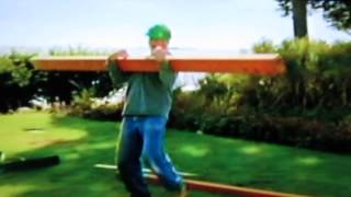 Larry David Building A Swing Set Clear History