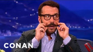 Jeremy Piven Met The Royal Family - CONAN on TBS