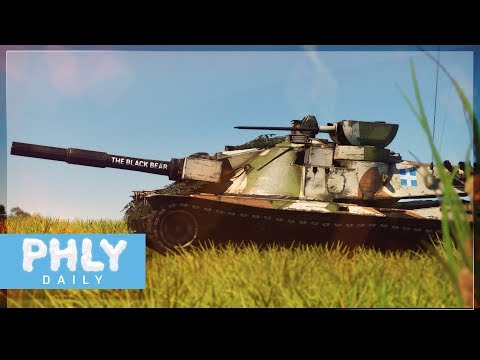 Still The BEST TANK | MINI ABRAMS MBT-70 (War Thunder Tanks Gameplay)
