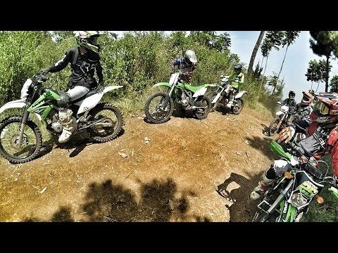 Life For Enduro   KLX 150BF KTM 350 Viar CrossX 200   MUSIC VIDEO