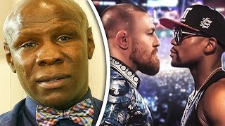 Chris Eubank: Floyd Mayweather Is A God Send To Boxing thumbnail