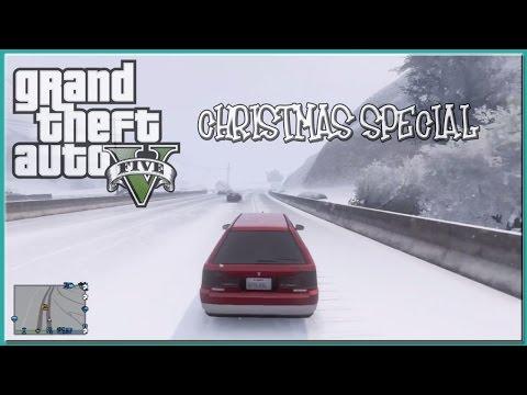 "Grand Theft Auto - 1 Hour Un-Edited ""Christmas Special"""