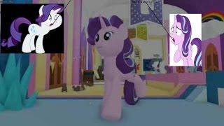 ROBLOX - Ist dies in 3D oder was! -Mein kleines Pony 3D|1